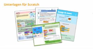 Programmieren lernen mit Scratch im Unterricht
