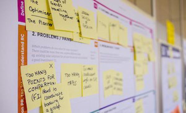 Lehrerfortbildung Design Thinking in der Schule
