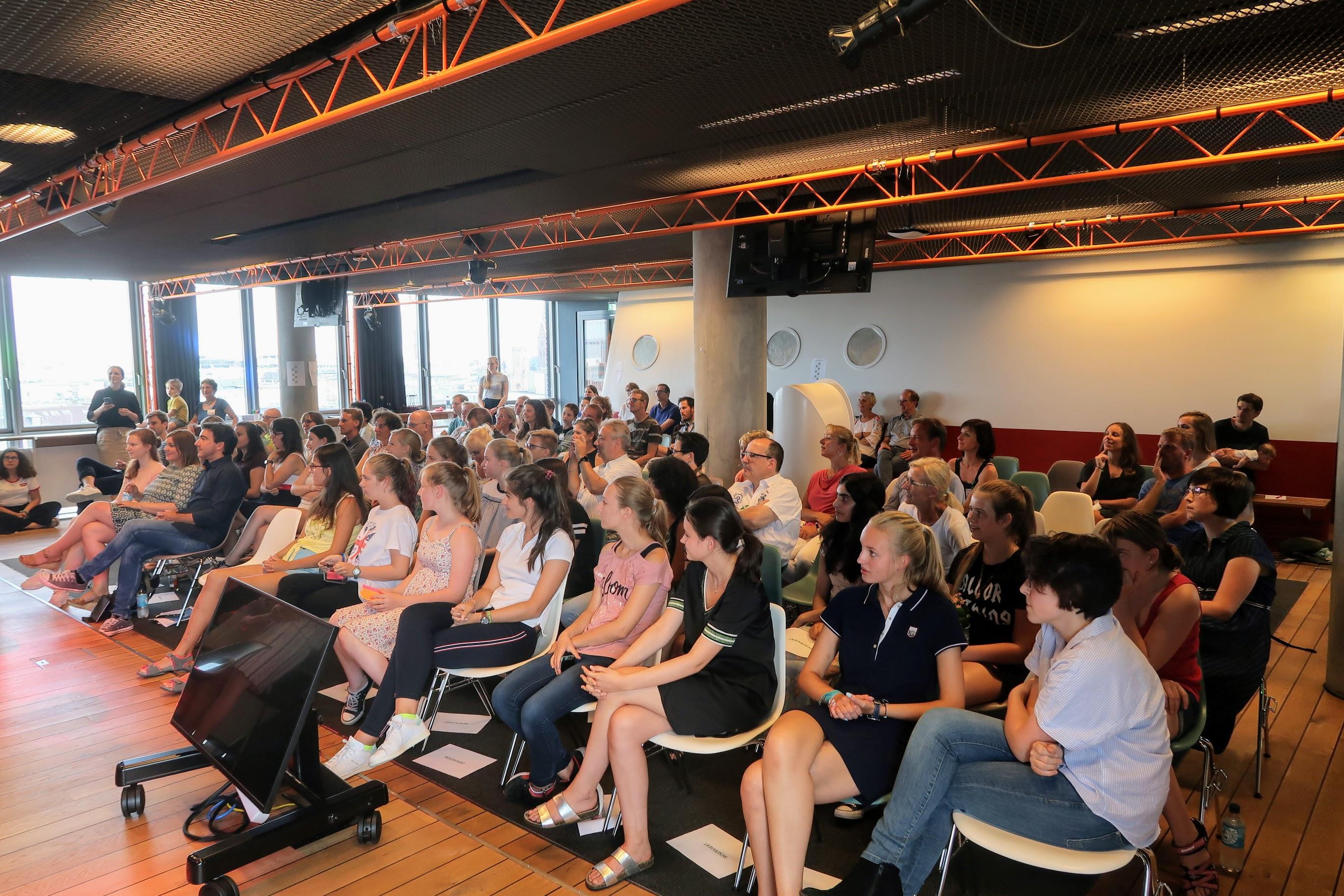 Publikum Veranstaltung