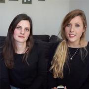 Natascha Könches und Kim Beck im Interview über Soziale Medien von Jugendlichen. Foto: fobizz.