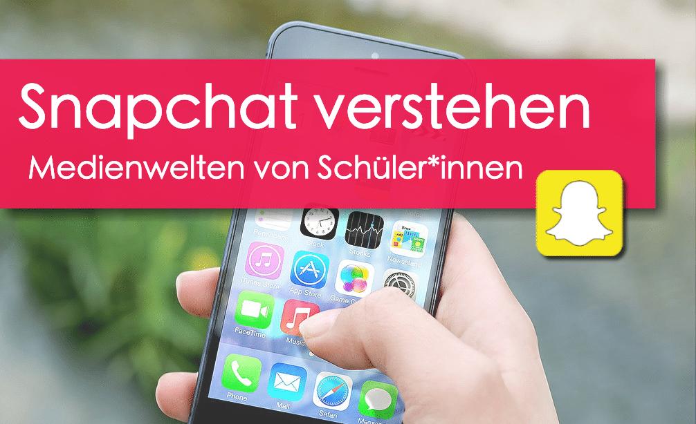 Medienwelten Snapchat