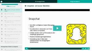 Snapchat Überblick