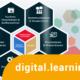 Logo digital learning lab Hamburg