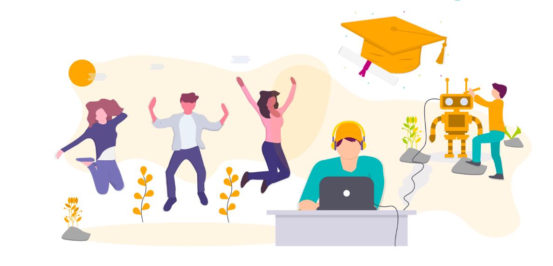 Abschluss-Webinar Zusatzqualifikatio Informatische Grundbildung