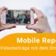 Online Fortbildung Mobile Reporting im Unterricht