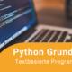 Online-Fortbildung Python - Einführung in eine textbasierte Programmiersprache