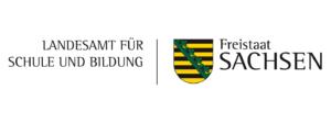 Logo des Landesamts für Schule und Bildung Sachsen