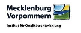 Logo des Instituts für Qualitätsentwicklung Meckenburg Vorpommern