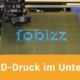 3D Drucker im Einsatz