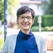 Porträtfoto der Speakerin Ria Hinken