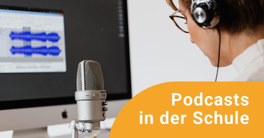 Teaserbild der Podcast Online-Fortbildung