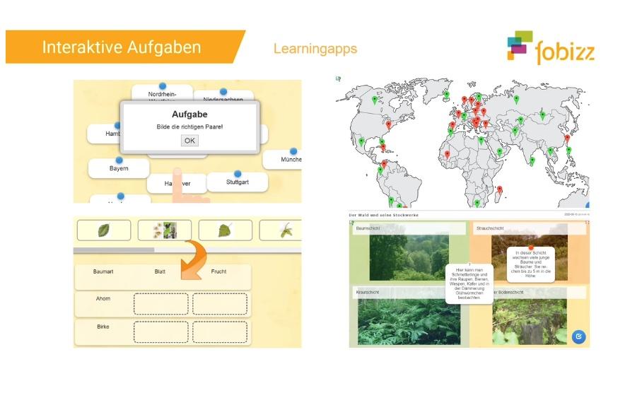 Screenshot Learningapps