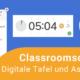 Classroomscreen - Digitale Tafel und Assistenz im Unterricht, ein Screenshot aus dem Tool