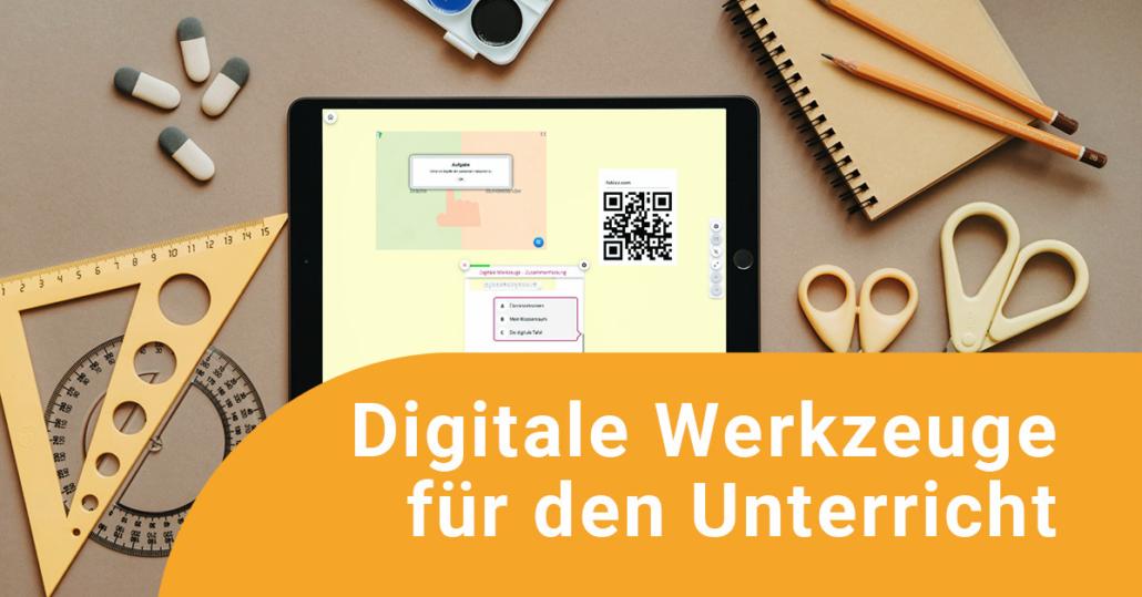 Teaserfoto Fortbildung Digitale Werkzeuge