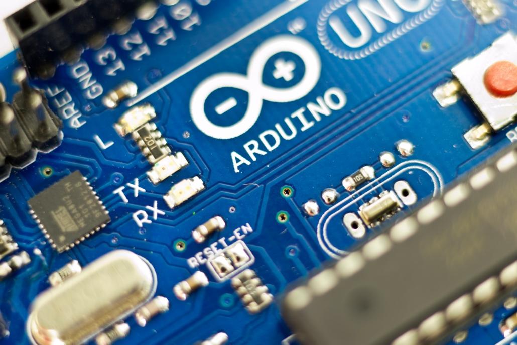 Foto eines Arduino